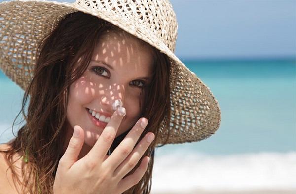 Cách sử dụng kem chống nắng