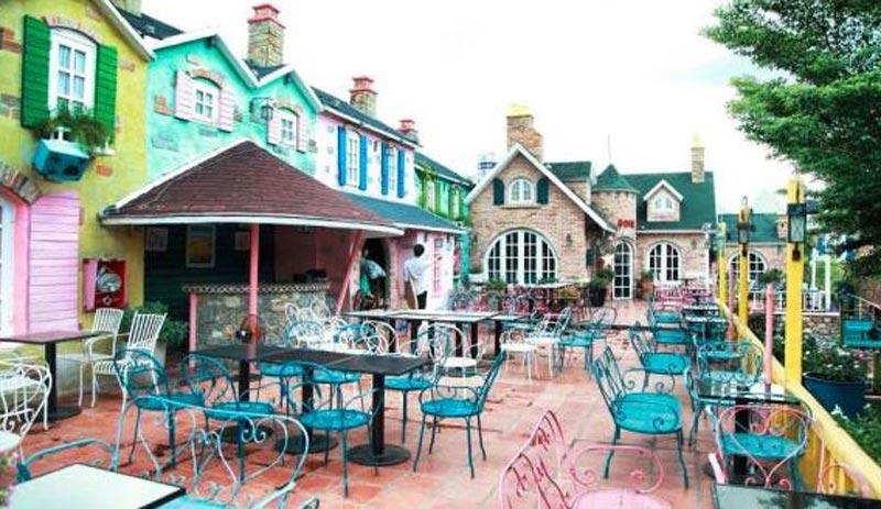 quán cafe Gò Vấp