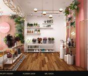 Gợi ý thiết kế sàn gỗ cho quán cafe, nhà hàng nâng tầm thẩm mỹ