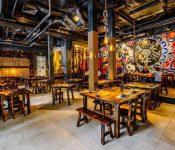 Nguyên tắc thiết kế và trang trí nhà hàng Nhật Bản