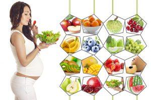 Chế độ dinh dưỡng cho mẹ bầu