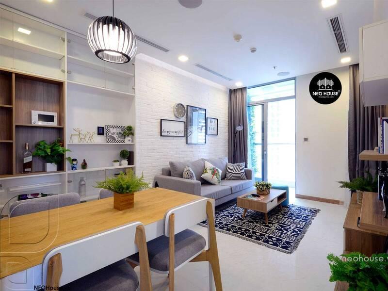 Thiết kế nội thất mang lại vẻ đẹp cho căn hộ của bạn
