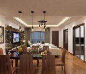 Thiết kế nội thất căn hộ độc đáo, ấn tượng