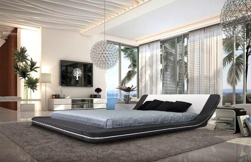 Lựa chọn giường ngủ phù hợp với diện tích và không gian phòng ngủ.