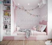 Bí quyết thiết kế phòng ngủ nhỏ, đẹp không phải ai cũng biết