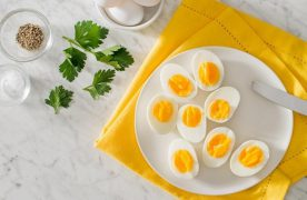 Bật bí giảm cân bằng trứng đang được áp dụng nhiều nhất