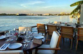 Nhà hàng nổi trên sông là một mô hình kinh doanh độc đáo, thu hút nhiều thực khách mong muốn đucợ khám phá những trải nghiệm mới lạ, hấp dẫn