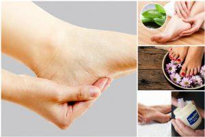 3 Cách trị nứt gót chân tại nhà có hiệu quả cao nhất